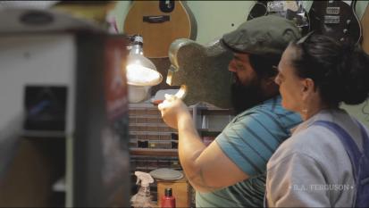 B.A. Ferguson: Guitar BuildingWorshop